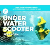 Underwater Scooter Voucher di Serangan - watersport
