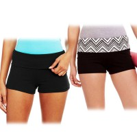 [NOBO S01] WOMAN NOBO SHORT ACTIVE PANTS AVAIL IN 5 COLOURS