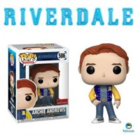Funko POP! Television Riverdale - Archie Andrews (Hot Topic Stickered)