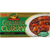 S&B Golden Curry Medium 240 gram