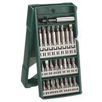 BOSCH Mata Bor Obeng BOSCH 25 Pcs Mini X-Line Screwdriver Bit Set