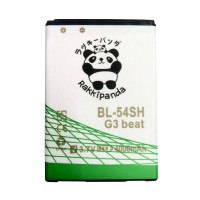 BATERAI/BATTERY DOUBLE POWER RAKKIPANDA BL54SH LG G3 BEAT (D724)/ LG MAGNA (H805) 4000mAh