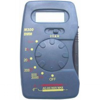 Pocket-Size Digital Multimeter - M300 Multi Meter Tester Multitester Mini