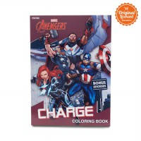 The Avengers Coloring Book L (Charge)