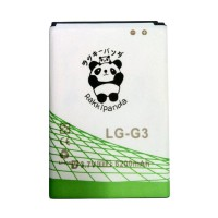 BATERAI/BATTERY DOUBLE POWER RAKKIPANDA BL53YH LG G3 (D855) / G3 STYLUS (D690) 6200mAh