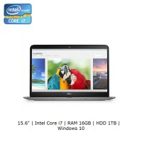 Dell Inspiron 15z (7548) BRADLEY i7 with 4GB VRAM-Touch - Silver