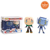 Funko Pop Marvel VS Capcom : Ultron vs Sigma