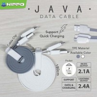 Hippo Kabel Data Java Lightening 100 CM for iPhone 5 6 7