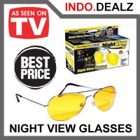 Kacamata HD Vision Visor Night View NV Glasses