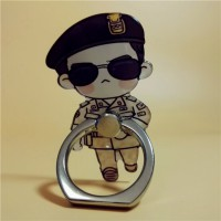 Ring / Iring / I-Ring Case Stand Universal Song Joong Ki / Korean Army / Descendants of the Sun