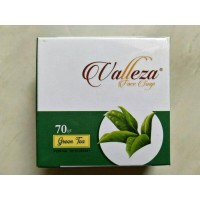 Sabun Wajah Green Tea / Teh Hijau Valleza Face Soap