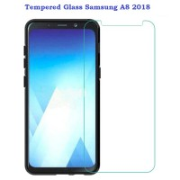 Tempered Glass for Samsung Galaxy A8 2018 (Clear)