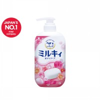 COW STYLE MILKY BODY SOAP (FLORAL) PUMP 550 mL