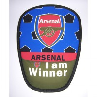 Mousepad Bantal / Mouse Pad Bantal Ergonomis Arsenal MP 56