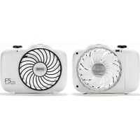 Remax Rechargeable USB Mini Fan Camera Shape - F5