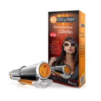 Instyler Rotating Iron - catok 2in1 yang berputar as seen on TV