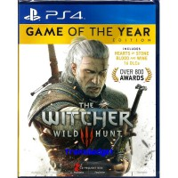 [Sony PS4] The Witcher 3: Wild Hunt - Game Of The Year Edition (GOTY)