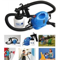 Paint Zoom Spray Gun Elektrik Paint Spray Alat Semprot Cat Listrik