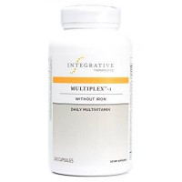 [macyskorea] Integrative Therapeutics Multiplex-1, Without Iron, 240 Capsules/7856750