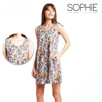 SOPHIE PARIS - AZALEA MULTICOLOUR-DR001M4
