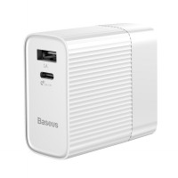 Baseus Quick Charge Transun Series Type-C PD Wall Charger Foldable 5V 1A 35W ABS