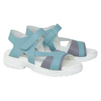CATENZO | Sandal Wedges Distro Kasual Wanita DO 067