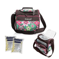 Cooler bag gabag/ tas ASI gabag sling flower