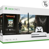 Xbox One S 1TB Tom Clancy's The Division 2 Bundle Game