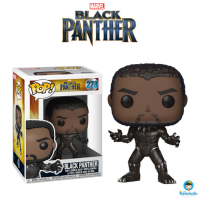 Funko POP! Marvel Black Panther (Movie) - Black Panther #273