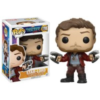 Funko POP! Marvel Guardians of the Galaxy Vol. 2 - Star-Lord #198