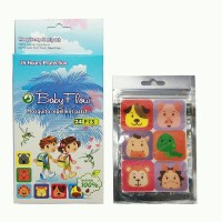 Baby flow sticker anti nyamuk mosquito repellent patch