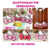 Gantungan per hello kitty serbaguna
