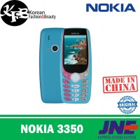 HP jadul NOKIA 3350 made In China