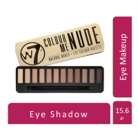 W7 Color Me Nude  Eyeshadow Collection