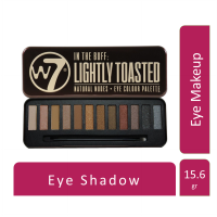 W7 Lightly Toasted  Eyeshadow Collection