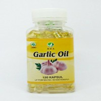 Kapsul Garlic Oil Eza 120 Kapsul