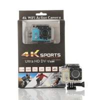 4k Sportcam Wifi Ultra Hd 1080p Waterproof