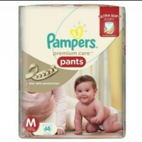 pampers premium pants M68