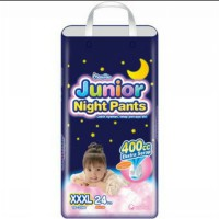 Mamypoko night pants girl XXXL 24