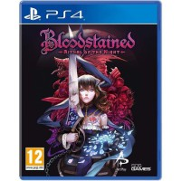 PS4 Bloodstained Ritual Of The Night (Reg 2)