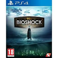 PS4 Bioshock The Collection (Reg 2)