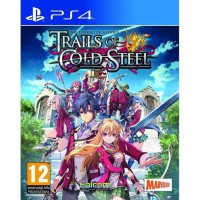 PS4 The Legend Of Heroes Trails Of Cold Steel (Reg 2)