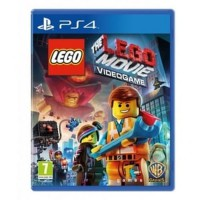PS4 Lego Movie The Video Game (Reg 2)