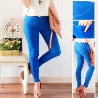 [BIG SIZE XL - XXL] LEGGING STRETCH SEMI JEANS