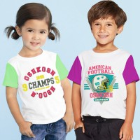 Kids branded graphic tee - Tshirt Anak 3t s/d 8t