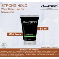 DayMan Hair Gel Strong Hold 150 ml