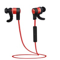 Earphone Bits Sport Wireless Headset Earphone Bluetooth Magnetic H3