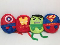 RANSEL ANAK AVENGERS HULK SUPERMAN IRONMAN CAPTAIN AMERICA