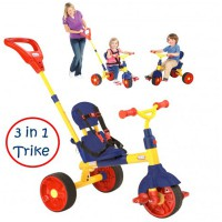 Little Tikes Learn To Pedal 3in1 Trike 634031