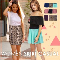 SPECIAL PRICE! Branded Women Casual Skirt/Sport Skirt/Casual Skirt /Good Quality